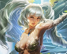 League of Angels III - Isolde Battle with Shadowfrost