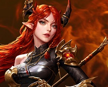 League of Angels III - Theresa:The Angel of Dragon