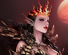 League of Angels Ⅲ - Queen of Black Dragon: Shaedra