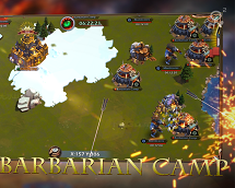 Vampire Empire Video Clip - Attack Barbarian Camp