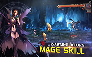 Wartune Reborn - Mage Hero Skill