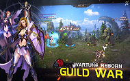 Wartune Reborn - Guild War - GvG
