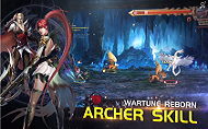 Wartune Reborn R2 - Archer Hero Skill