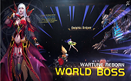 Wartune Reborn R2 - World Boss Battle