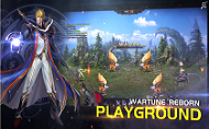 Wartune Reborn R2 - Playground Battle