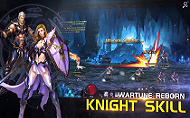 Wartune Reborn R2 - Knight Hero Skill