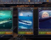 Legend of Warships - Atlantic Supply Line