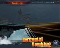Legend of Warships - Battle Scene