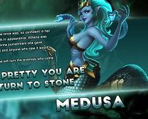 SSR Hero - Medusa