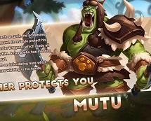 SSR Hero - Mutu