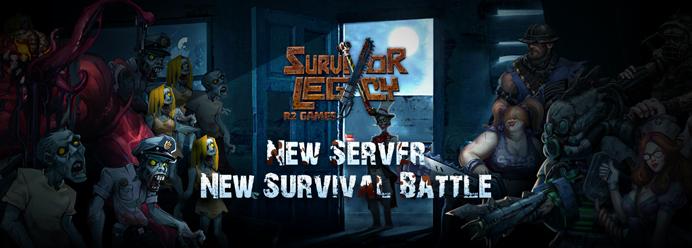 SL-New Server