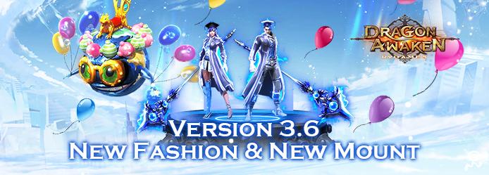 DAW Version 3.6