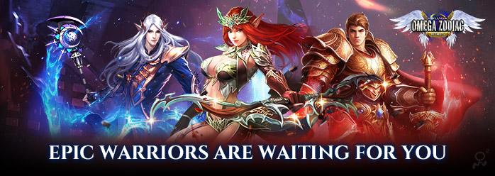 OZ-warriors